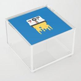 Say Cheese Acrylic Box