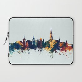 Bern Switzerland Skyline Laptop Sleeve