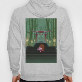 Stairway To The Temple Hoody