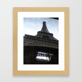 Le Tour Eifel Framed Art Print
