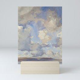 Clouds by John Singer Sargent, 1897 Mini Art Print