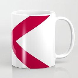 Flag of Alabama Coffee Mug