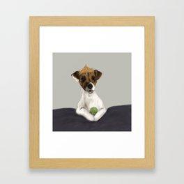Queen Mabel Framed Art Print