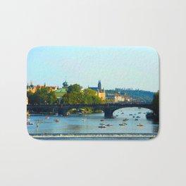 Vltava | Prague Bath Mat
