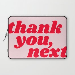 thank you, next Laptop Sleeve
