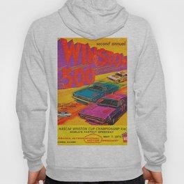 Vintage 1972 Race Poster Hoody