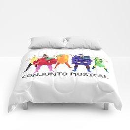 Human Vegetables Comforters