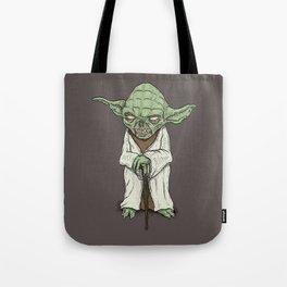 The Dark Side I Sense In You Tote Bag