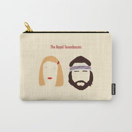 The Royal Tenenbaums, Margot, & Richie Carry-All Pouch
