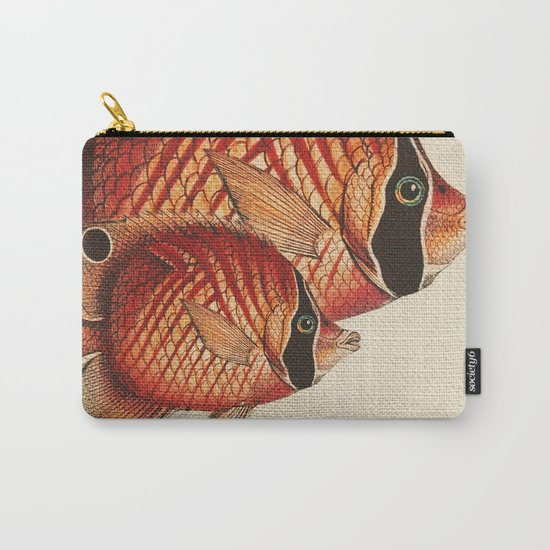 Fish Classic Designs 2 Carry-All Pouch