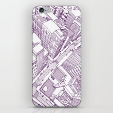 The Watched City iPhone & iPod Skin