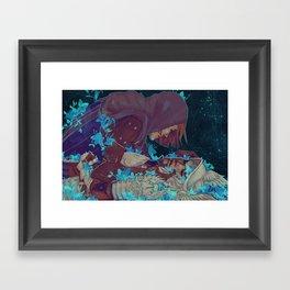 Leliana/Warden Framed Art Print