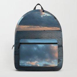 Photo 42 Ocean Sea Sunset beach Backpack
