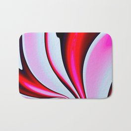 Abstract Fractal Colorways 02BPk Bath Mat