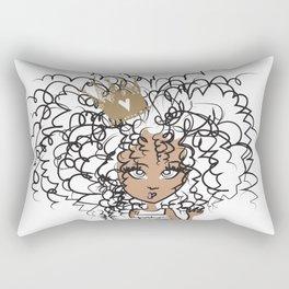 I'm Mini Royal Rectangular Pillow