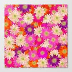 Flowers 02 Canvas Print