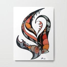 KN 1 Metal Print