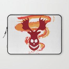 Deer skull Laptop Sleeve