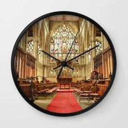 Holy Trinity Church Hull Wall Clock