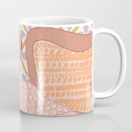 Pastel Babe Coffee Mug