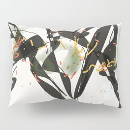 MAGS ABSTRACT NEW YEARS EVE Pillow Sham