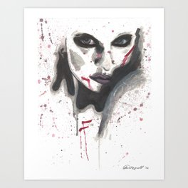 Provocation Art Print