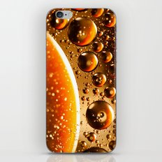 Oil And Water Don't Mix iPhone & iPod Skin