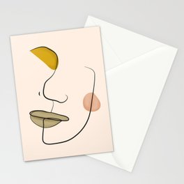 Le portrait d'Henriette Stationery Cards
