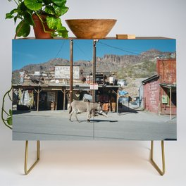 Jackass Junction Credenza
