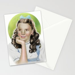 Judy Garland as Dorothy Gale Stationery Cards