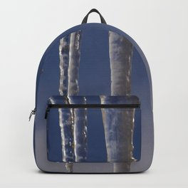 Ice in the air Backpack