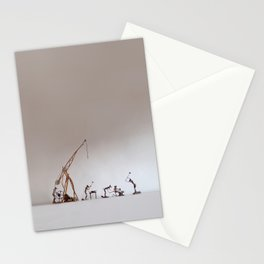 BoneFree's Factory Stationery Cards