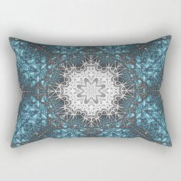 Mehndi Ethnic Style G336 Rectangular Pillow
