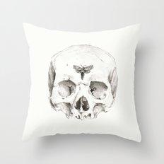 An Omen Throw Pillow