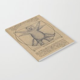 The Vitruvian Bear Notebook