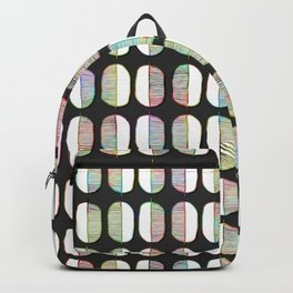 DP150-9 Colorful Pattern Backpack