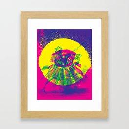 This Guiding Light Framed Art Print