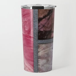 Gem Stone Decor Travel Mug