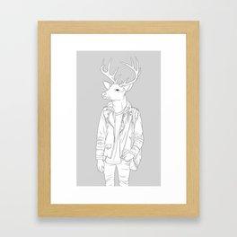 HJORT Framed Art Print