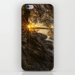 Tonquin Beach Sunset iPhone Skin