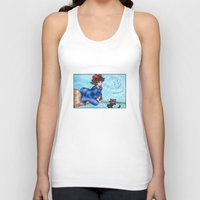 kiki Tank Tops featuring Kiki by Kimberly Castello