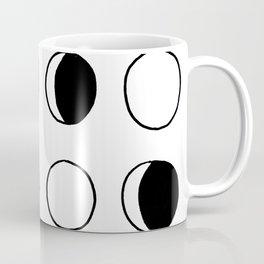 M O O N Coffee Mug