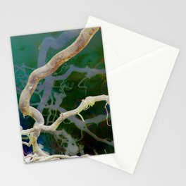 Inverted Art - Reflections 2 Stationery Cards