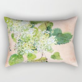 Touch of a Time Rectangular Pillow