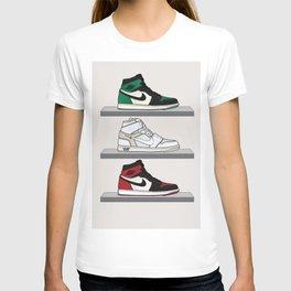 AIR JORDAN 1  Poster T-shirt