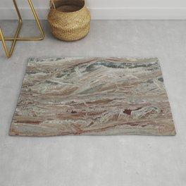 Arabescato-Orobico Fine Marble Rug