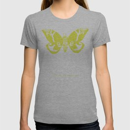 We Must Learn to Help Each Other -Mothra vs. Godzilla T-shirt