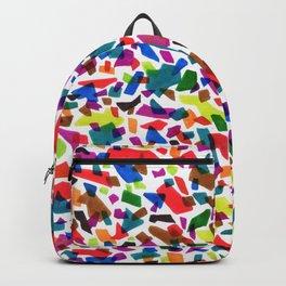 Terrazzo Confetti Backpack