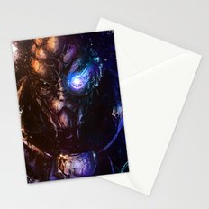 I'm in the middle of some calibrations Stationery Cards