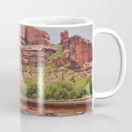 Fire with a View Coffee Mug